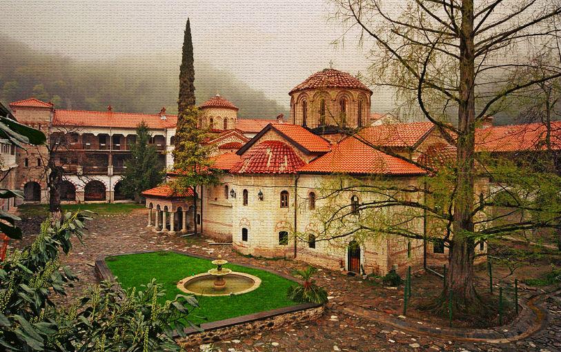 Бачковският манастир - великолепие от вековете