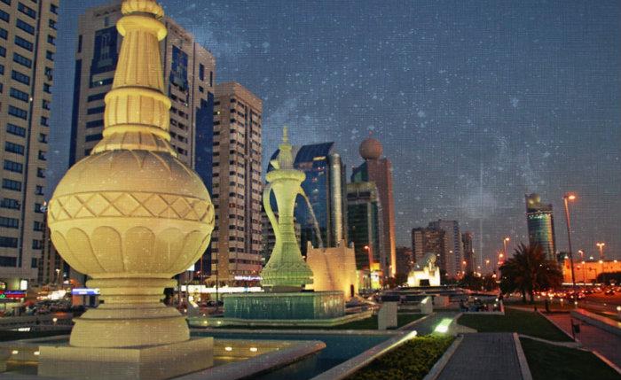 град Абу Даби