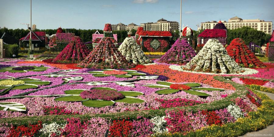 Дубайската градина